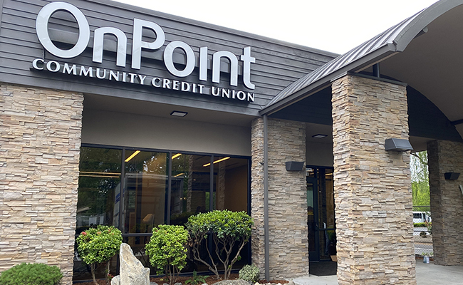 Exterior of OnPoint Keizer Branch