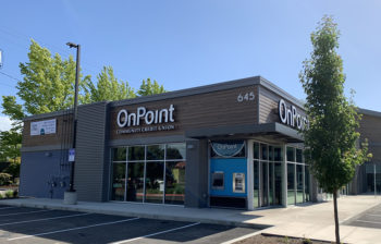 Exterior of the OnPoint West Salem Branch