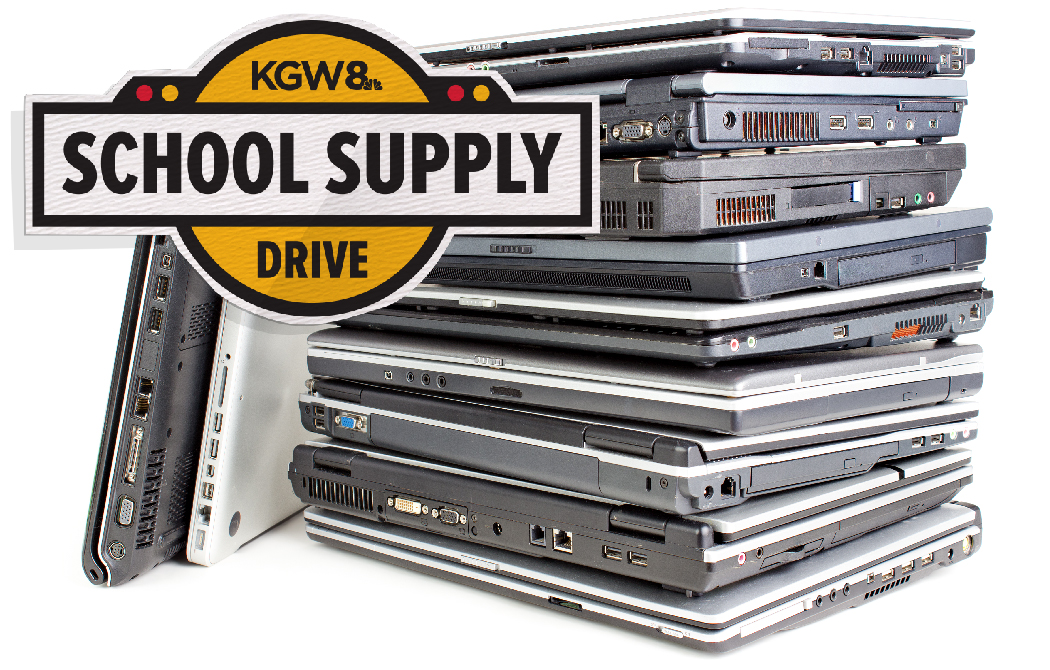 KGW School Supply Drive Tech Drop