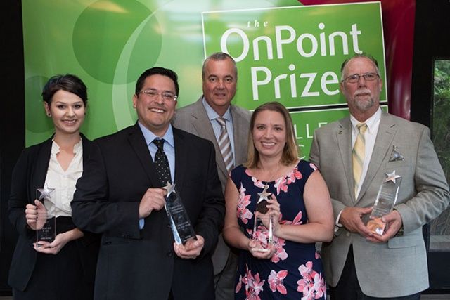 OnPoint Community Credit Union Names 2017 Educators of the Year