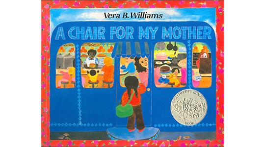 Image of book cover: A Chair for my Mother