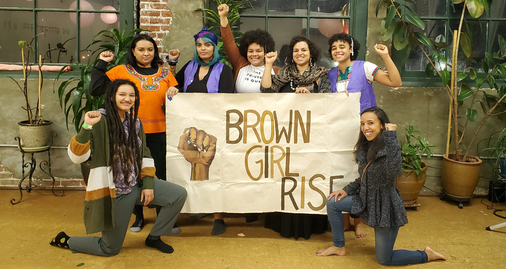 Brown Girl Rise Wins $2,500 in OnPoint's Social Giving Campaign_Brown Girl Rise Team photo