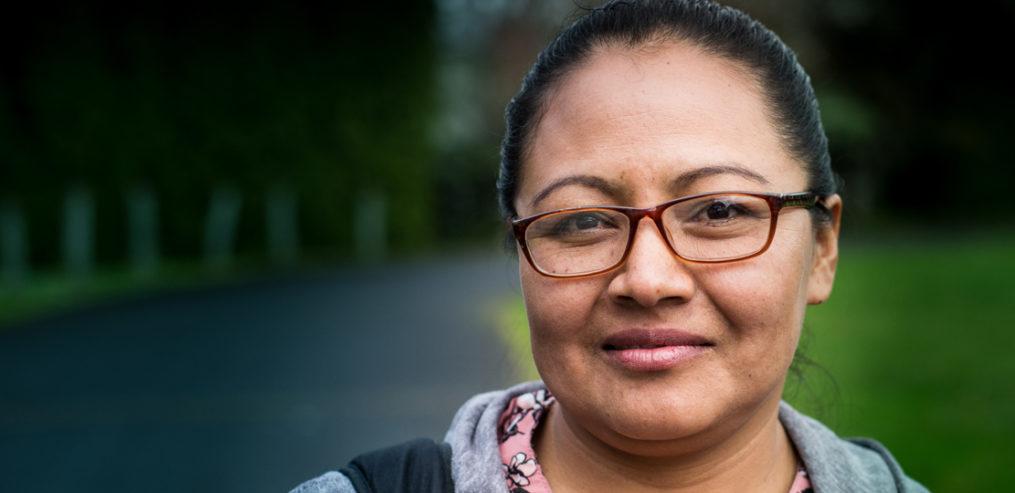 Community Relations Spotlight Adelante Mujeres_headshot of Adelante