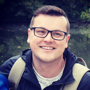 Jason Desilet Employee Spotlight_hiking photo