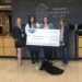 Support for Oregon Humane Society's Student Education Program_check presentation