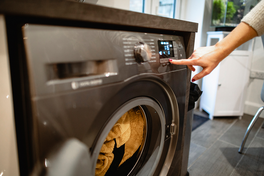 14 Ways to Cut Energy Costs in Your Home at Little-to-No Cost_washing machine