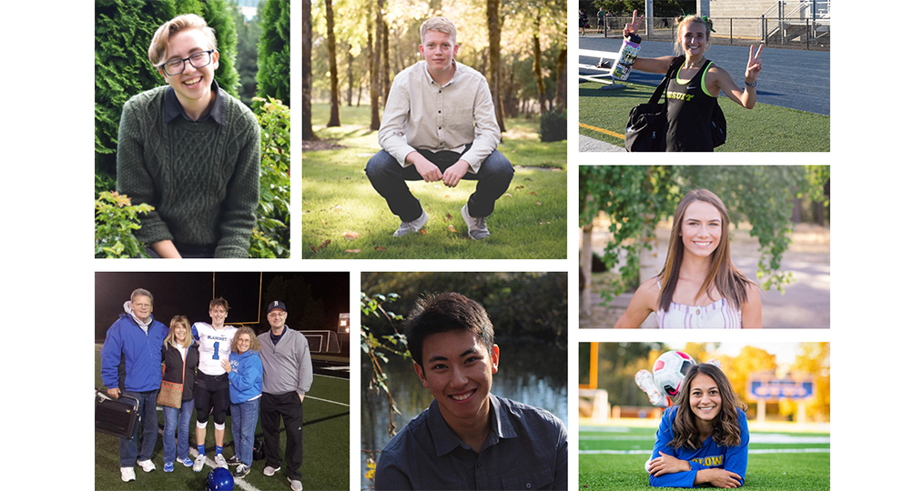 2020 Winners of the OnPoint Community Credit Union Scholar Program