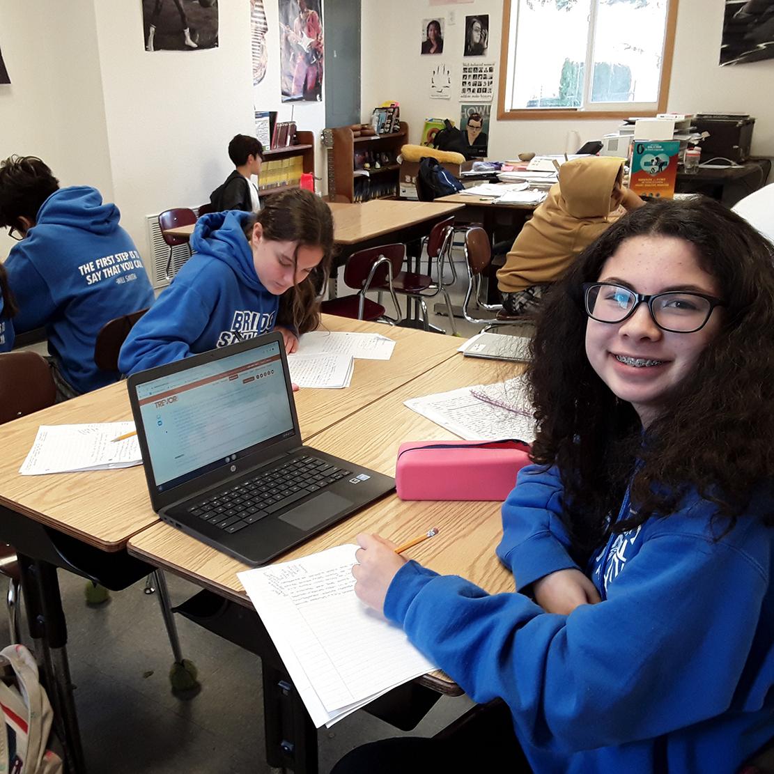 Bridger Scholars Program Shares Academic and Behavioral Success