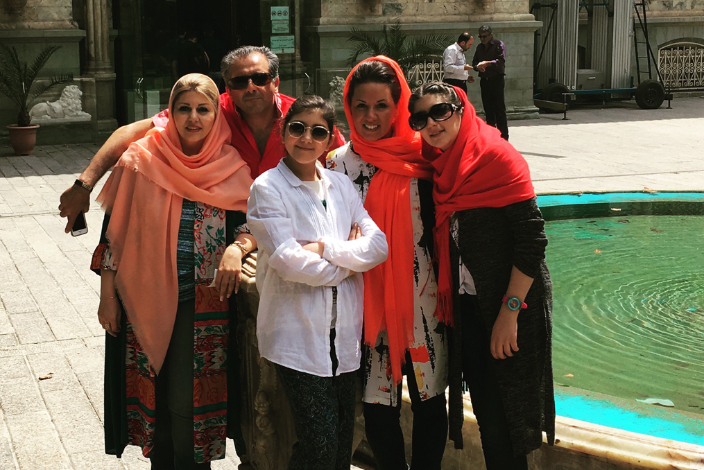 Employee Spotlight Interview with Sunny Salimi_Sunny traveling in Iran