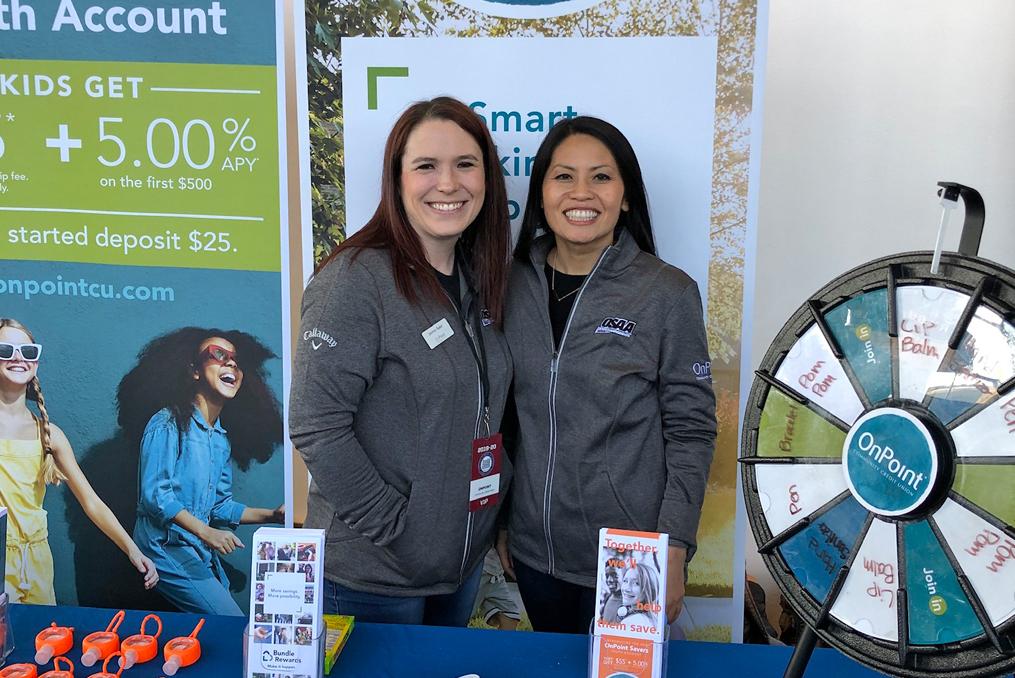 Employee spotlight with LeeAnn Baker-onpoint event