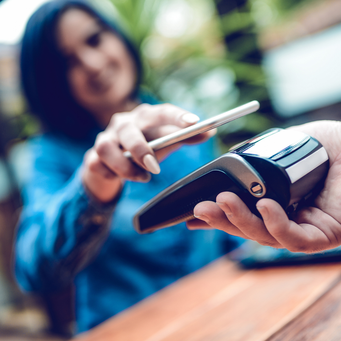 Make payments quickly and securely with Android Pay and Samsung Pay