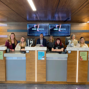 dual post employee spotlights_Lombard Branch Grand Opening