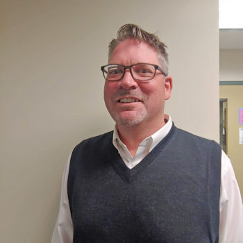 employee spotlight interview with Rick McEvoy