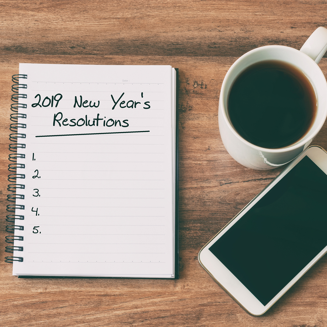 Five New Year's Financial Resolutions You Can Keep in 2019