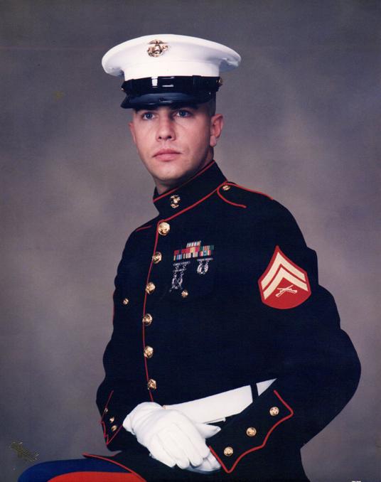 David Yates_Military Veteran
