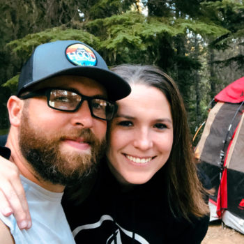 Employee spotlight with LeeAnn Baker-camping with family