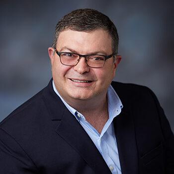 Studio photo of Dan Clark, Commercial Relationship Manager