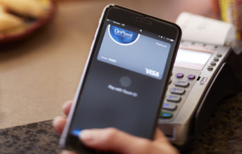 OnPoint Apple Pay - contactless payments