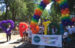 OnPoint employees march in 2018 PrideFest