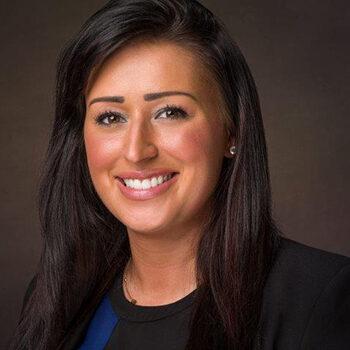 Studio photo of Jennifer Everts, OnPoint Mortgage Loan Officer
