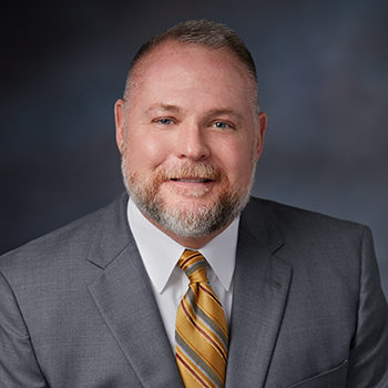 Portrait Photo of Andy Jamison-Legere, Lloyd Center Branch Manager
