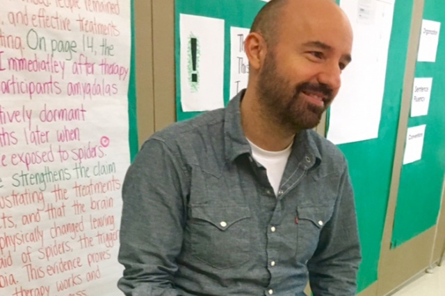 Spotlight Interview with 2015 OnPoint Prize Educator of the Year