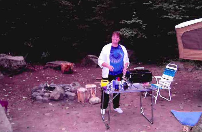 Marions images camping and tie dye