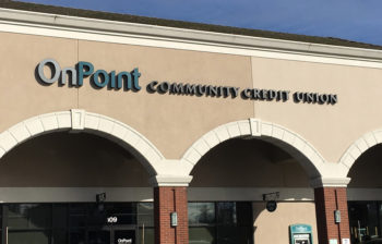 Mill Plain OnPoint Credit Union building