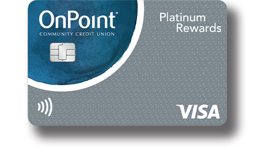Image of OnPoint Platinum Rewards Visa