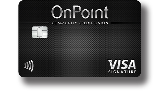 Image of OnPoint Signature Visa