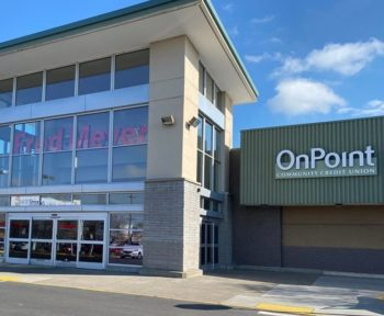 Exterior image of OnPoint East Gresham Branch