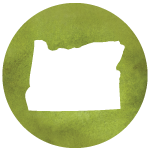 Outline of the State of Oregon