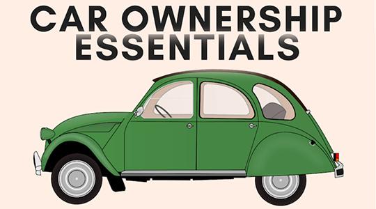 Car ownership essentials