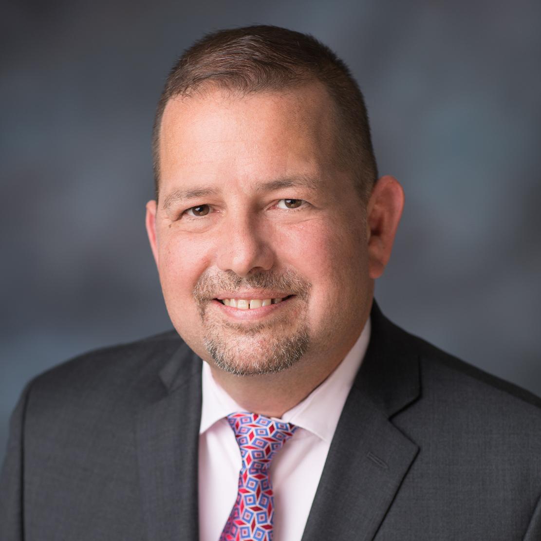 John Palmeri professional headshot