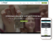 Sample image of new financial education portal - Enrich