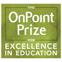 OnPoint Prize Logo