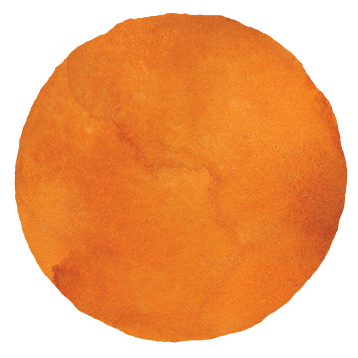 Orange Accent Dot